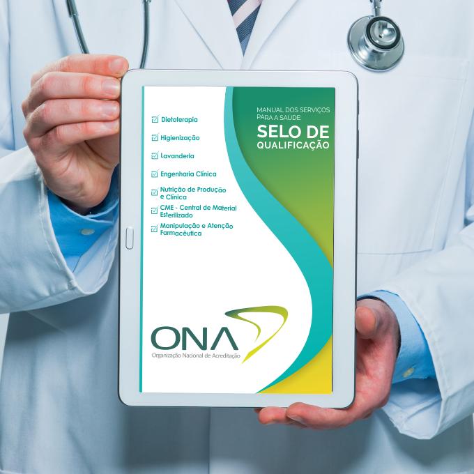 E-BOOK Manual Dos Serviços para a Saúde: Selo de Qualificação