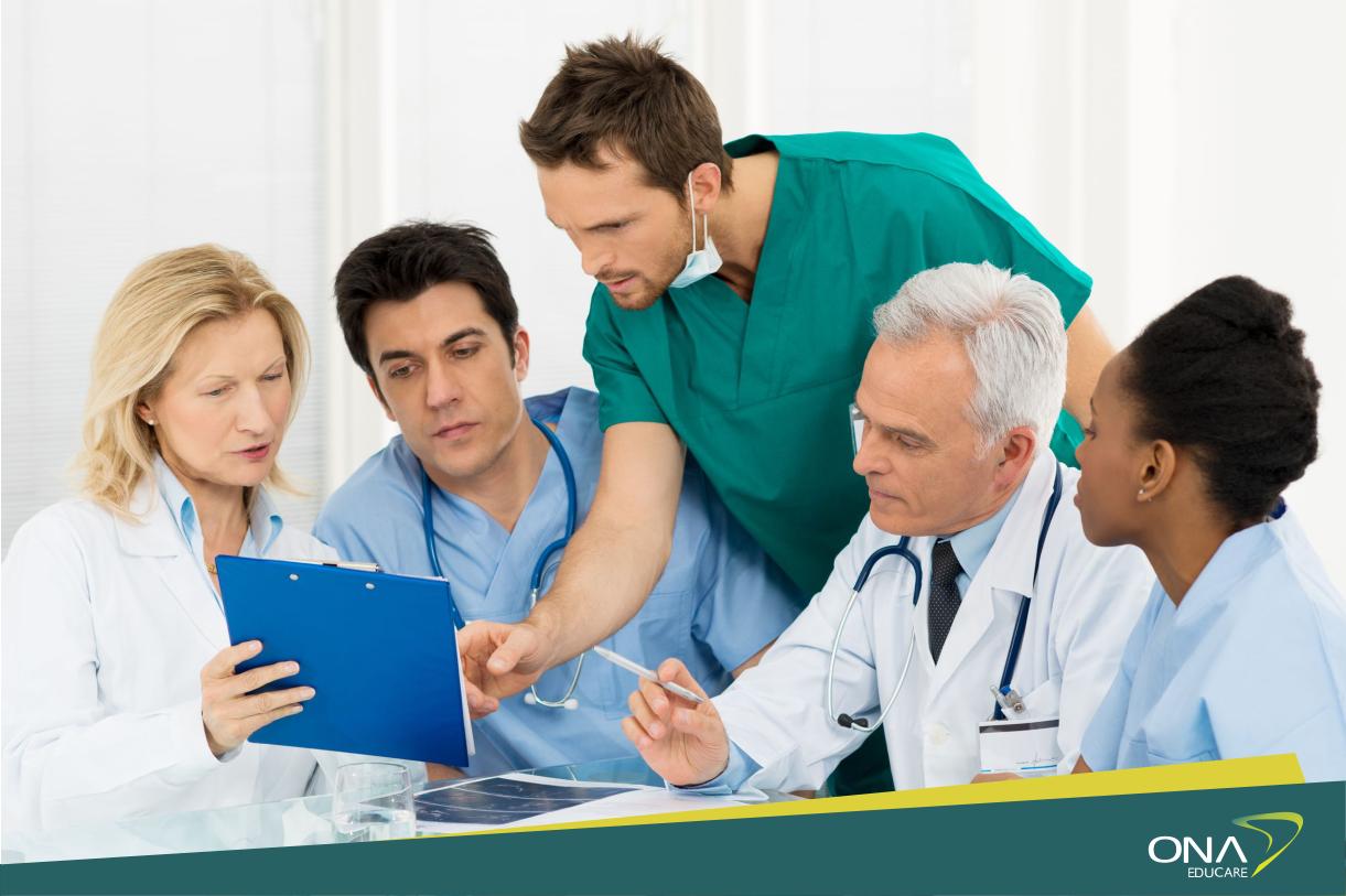 EAD - Protocolos da implantação ao gerenciamento - Início 24/02/2021 cód.:ONA.EAD.007