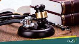 Curso On-line: Extensão em direito e saúde composto pelos módulos I, II, III e IV