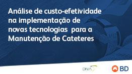 EAD -  Implementação de novas tecnologias para a manutenção de cateteres - Início 26/05/2021 cód.:PAR.EAD.012