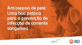 EAD - Antissepsia de pele: Uma boa prática para a prevenção de infecção de corrente sanguínea  - Início 25/05/2021 cód.:PAR.EAD.015