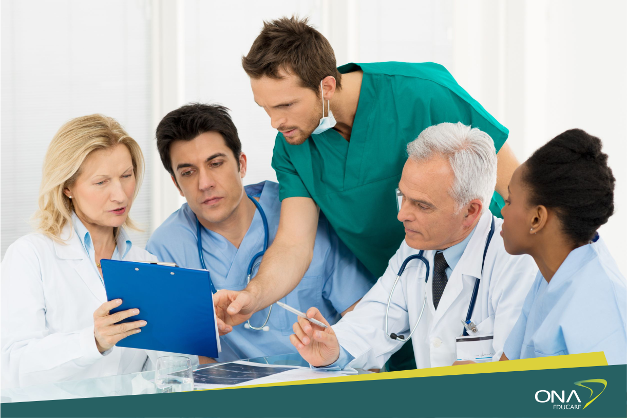 EAD - Protocolos da implantação ao gerenciamento - Início 24/08/2021 cód.:ONA.EAD.007