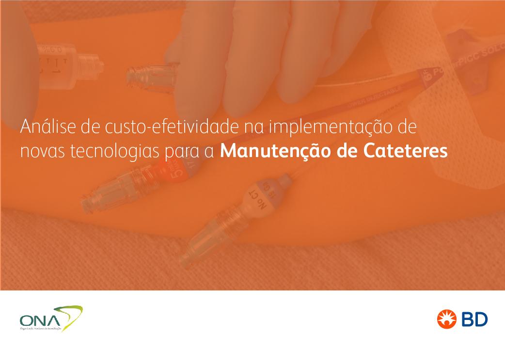 EAD -  Implementação de novas tecnologias para a manutenção de cateteres - Início 26/11/2021 cód.:PAR.EAD.012