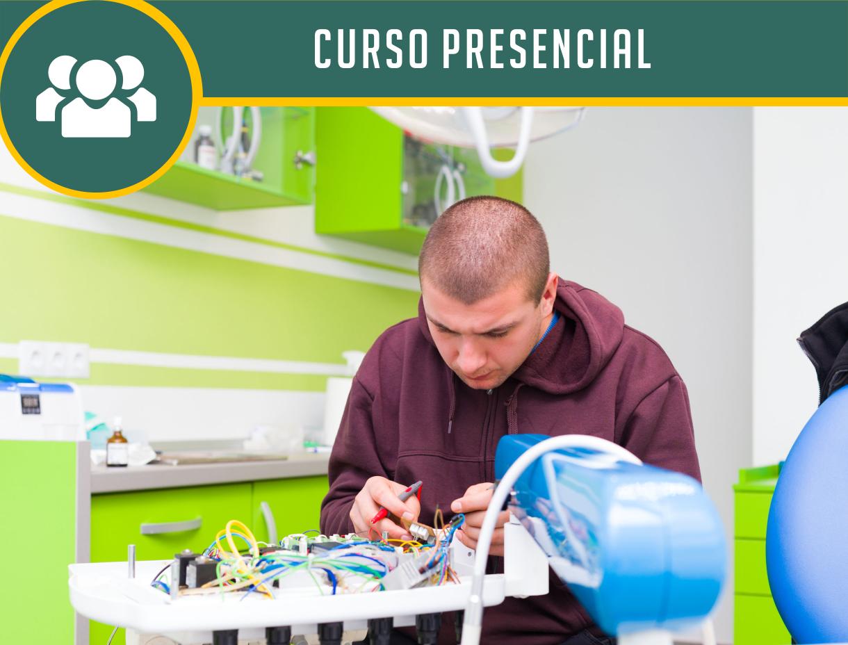 Presencial: Curso Engenharia Clínica - 03/04/2020