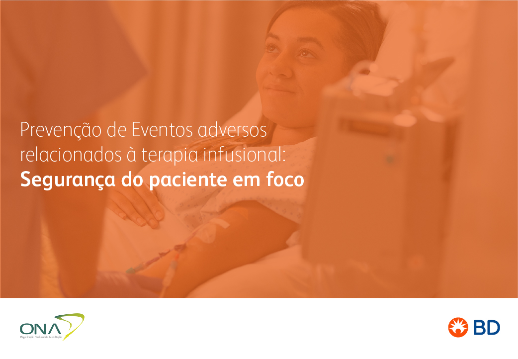 EAD - Prevenção de Eventos adversos relacionados à terapia infusional: Segurança do paciente em foco - Início 27/10/2021 cód.:PAR.EAD.014