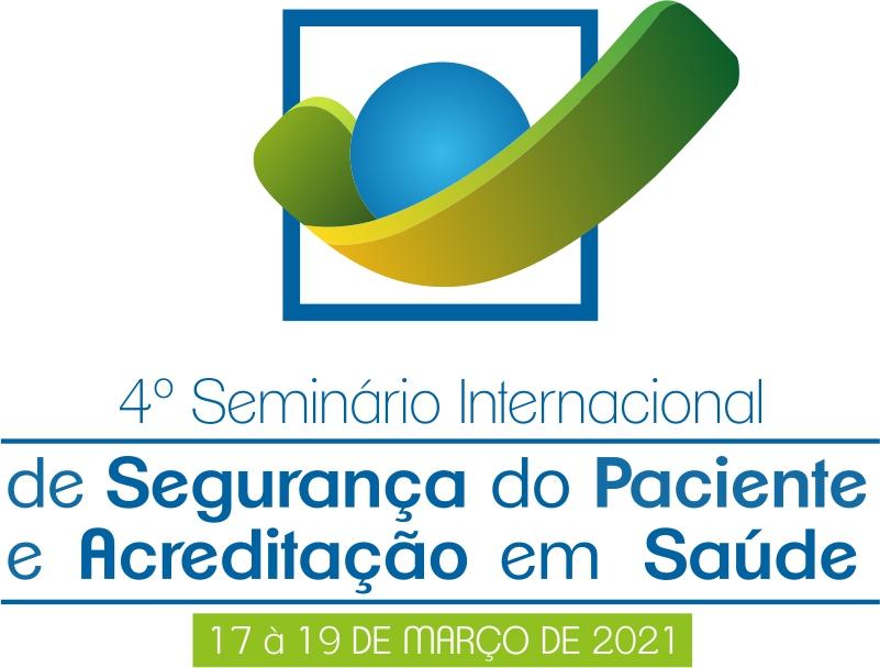 4°SISPAS - Seminário Internacional de Segurança do Paciente e Acreditação em Saúde
