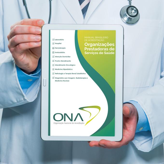 E-BOOK Manual Brasileiro de Acreditação: Organizações Prestadoras de Serviço de Saúde - Versão 2018